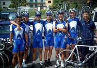 青海閱騎網自行車隊正式成立