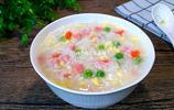 剩米飯這樣做成早餐粥,簡單好吃又營養,孩子每次能吃兩大碗