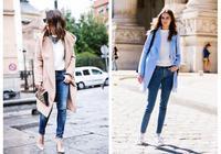 秋冬時尚從一條牛仔褲開始,街拍女王教你如何靠它賺足眼球