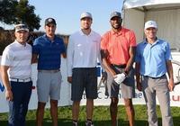 克萊-湯普森和伊格達拉今日參加高爾夫名人賽