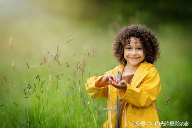 Nina Mace唯美戶外兒童攝影