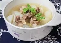 12圖輕鬆搞定冬季必吃的一碗黃金組合——清燉白蘿蔔牛腩湯