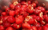 如何處理酸倒牙沒法吃的櫻桃?熬成酸甜可口的櫻桃醬呀