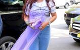 """蕾哈娜胖成""""相撲選手""""了,爆肥後的她穿衣超油膩,不忍直視"""