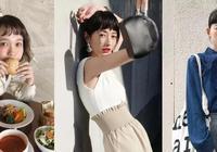 這幾位日本模特的小心機!讓圓臉、寬額女孩也能駕馭眉上劉海造型