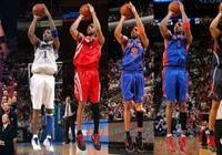 NBA投籃姿勢美醜對比,各種奇葩姿勢,教練都不管嗎?