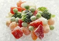 冷凍的蔬菜比新鮮蔬菜更有營養,你知道嗎?