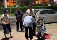 """廣州番禺凌晨現二手電動車""""黑市""""!警方去年曾鎖定並採取行動"""