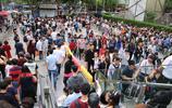 國慶節的上海陸家嘴遊客爆棚