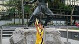 6歲日本小男孩一身肌肉,立志成為李小龍,在世界弘揚中國武術