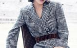 佟麗婭西裝造型酷帥十足 硬朗氣質撩動人心