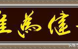 書法大字橫幅,蘇懷清作品選:澄懷觀道、山高人為峰、詩情畫意