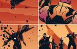 國外大神手繪漫威DC超級英雄電影唯美海報,你認出是哪部電影了麼