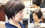 中年大姐髮型怎麼剪好看?氣質短髮13款送給你