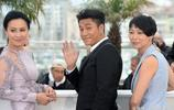 陳坤和劉嘉玲同框出鏡,網友:陳坤你的手有點意思!