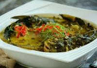 雪菜黃顙魚