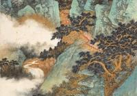 吳湖帆的書畫作品欣賞