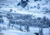 十首寫大雪的絕句,十種個性不同的雪,十種紅塵中的過客