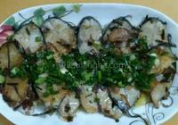 香煎馬鮫魚