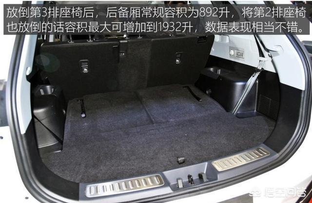 想買7座的SUV,預算10萬,有什麼推薦?