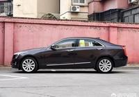 在優惠之後價格差不多的情況下,若是追求駕駛質感,凱迪拉克ATS和阿特茲如何選擇?