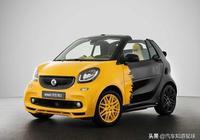 smart發佈最終收藏版車型 以後再無燃油smart