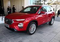 """偶遇海馬全新SUV!顏值不輸奔騰T77,重金""""8億""""打造搭1.6T"""