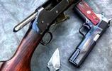 輕武器欣賞,一組上過戰場的老槍械,來看看它們的英姿