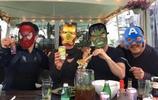 鋼鐵俠網上晒《復仇者聯盟3》片場照,結果被網友玩壞了