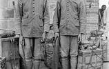 老照片:圖1穿破草鞋的重慶護衛隊,圖4是100年前5000元的銀票!
