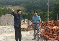鄖西縣信訪局駐村工作隊紮實推進精準扶貧工作