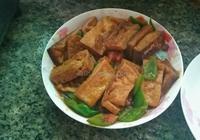 辣椒炒豆乾