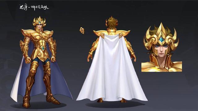 王者榮耀:達摩全新皮膚3月29號登場,黃金獅子座正式上線