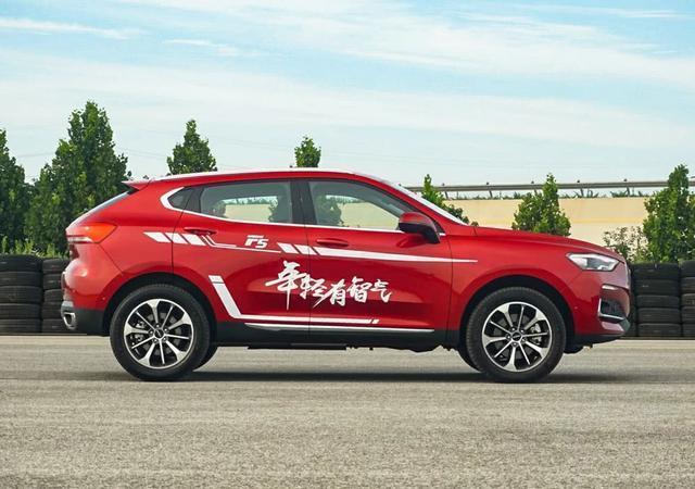 哈弗新車連續銷量過萬,年輕又運動,只要10萬起!