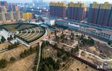 陵園與公墓修建在了一起!同一位置兩種環境,它們的區別在哪裡?