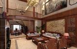 """再買一套房,客廳定不擺大圓桌!學領導這樣""""設計"""",氣派有格調"""