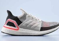 ADIDAS全新改版顛覆設計ultra boost 19,澎湃腳感搭配超高顏值