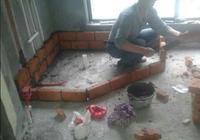 表弟家別墅花700元砌浴缸,鋪上鵝卵石太讚了,傳遍了全小區!