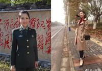 軍裝照vs便裝照,海陸空小姐姐這麼漂亮嗎?怪不得都要去當兵!