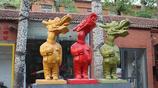 直擊北京798藝術區內的雕塑作品,有人說這是藝術,有人說看不懂
