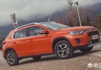 小型SUV中比較運動、個性的車型哪個好?東風雪鐵龍C3-RX如何?