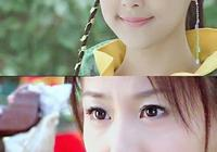 還記得童年女神豔彩麼,就是那個花龍的表妹,喜歡韓湘子的豔彩