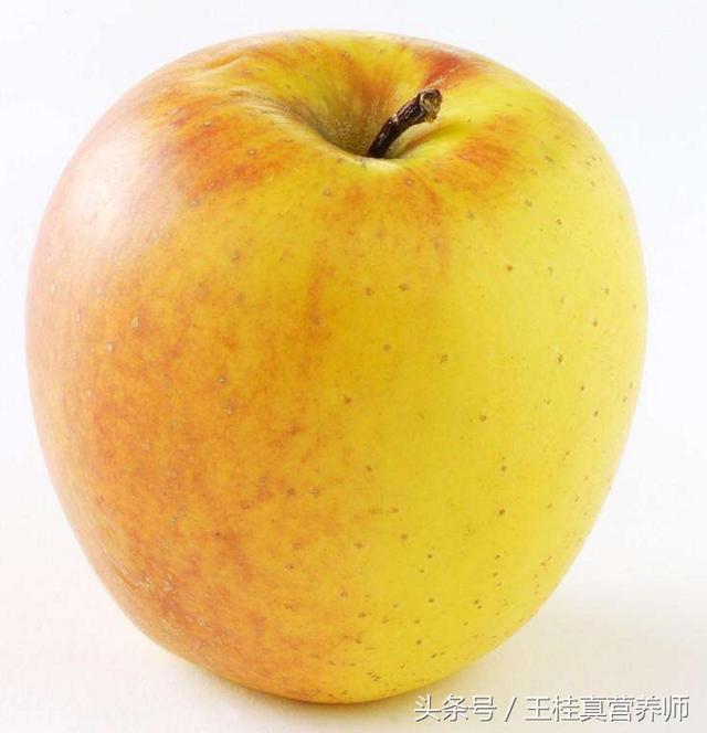 紅蘋果、綠蘋果、黃蘋果,這些不同顏色的蘋果營養成分一樣嗎?