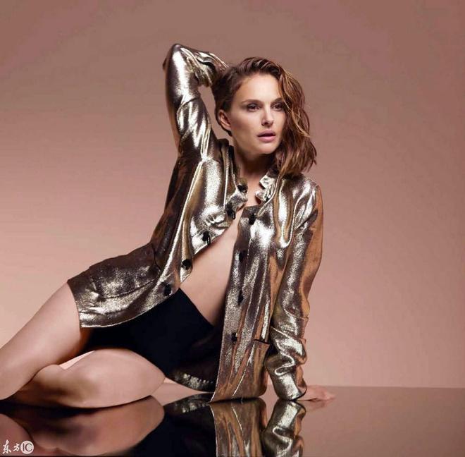 美麗女人必定要會運用好化妝品,這一點請向娜塔莉·波特曼學習