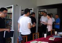 《光明日報》採訪東海縣圖書館樊氏分館