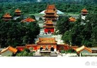 清福陵裡有座月牙城,有人說它的照壁隱喻了大清皇帝的命運,是真的嗎?