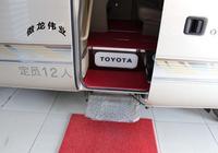 豐田考斯特4.0價格 全新考斯特12座房車