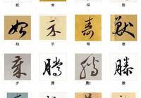 這216字,代表中國書法最高水平!