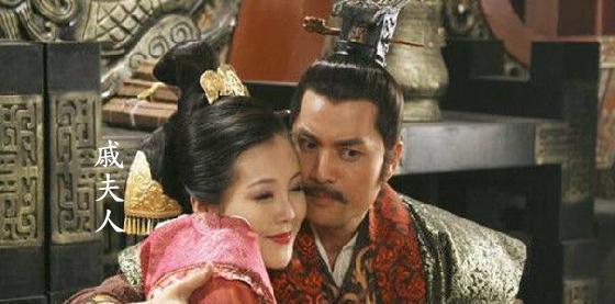 劉邦長期冷落妻子,呂雉不甘寂寞,讓劉邦戴上綠帽子