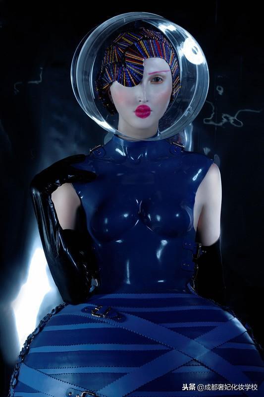 造型大片:科技感十足的外星人造型你值得一看!